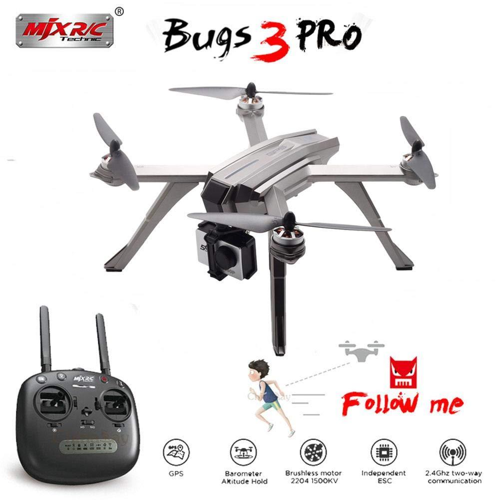 Oddity FPV Drohne RC Quadrocopter GPS mit HD Kamera live übertragung mit Kopflos Modus, Ideal für Anfänger und Kinder