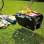 Barbecue de pique-nique portable au charbon Valiant