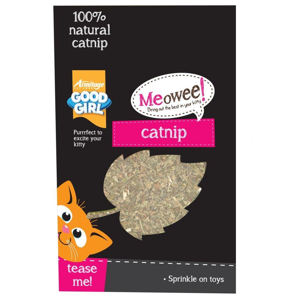 Good Girl - Hojas de hierba gatera natural para gatos UTBT1412_1