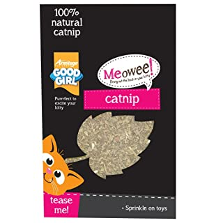 Good Girl - Hojas de hierba gatera natural para gatos