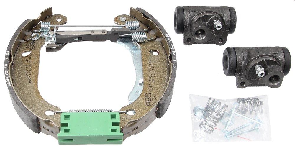 ABS 111450 Brake Shoe Kit with Wheel cylinder