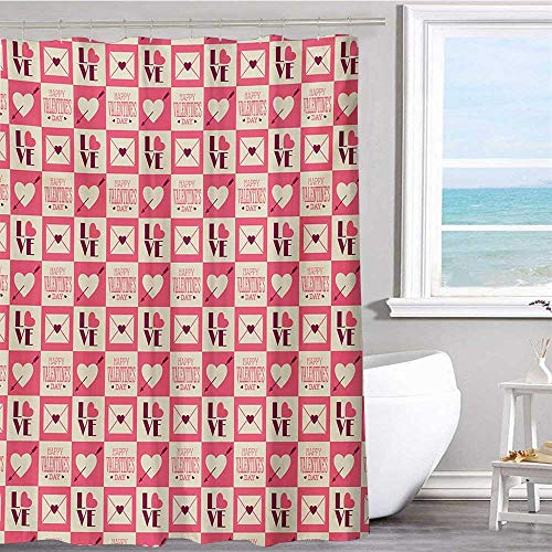 Transparent shower curtain lining 72