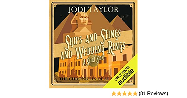 Amazon Ships And Stings And Wedding Rings A Chronicles Of St