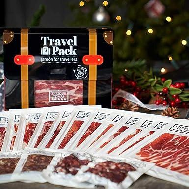 Travel Pack - Paleta de Cebo 50% Ibérica: Amazon.es: Alimentación ...