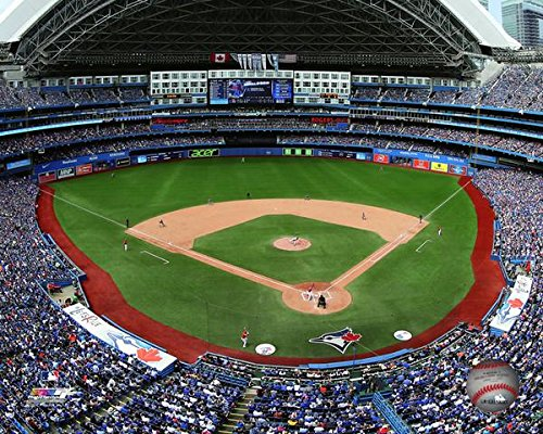 (Rogers Centre Toronto Blue Jays MLB Stadium Photo (Size: 8