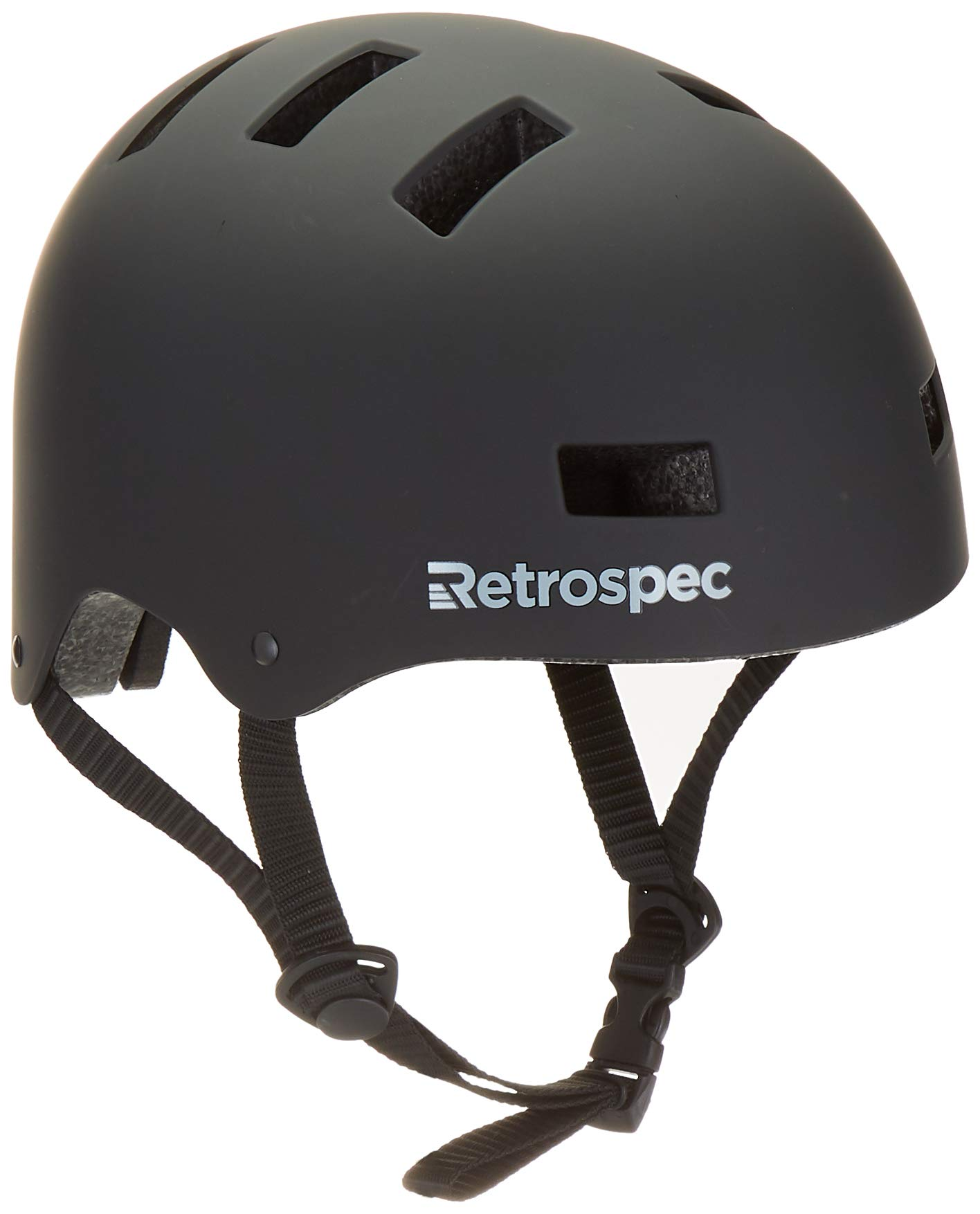 Retrospec cm-1 Bicycle/Skateboard Helmet for Adult CPSC Certified Commuter, Bike, Skate by Retrospec