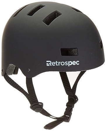 Amazon.com: Retrospec CM-1 Classic - Casco para bicicleta ...