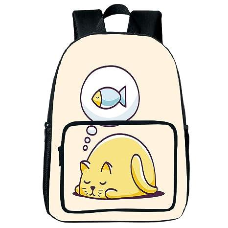Amazon.com  iPrint Customizable Square Front Bag Backpack f2d81f00e19e9