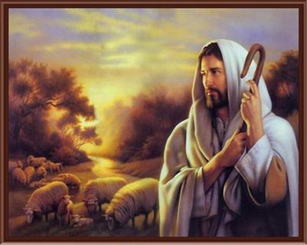 Pintura por Numeros (ITM27564) religion
