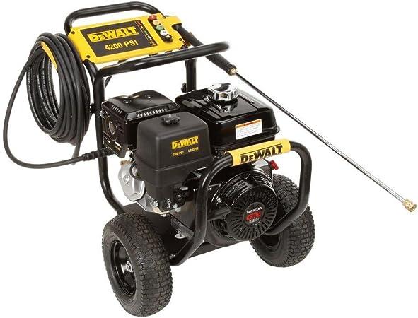 Amazon.com: Dewalt DXPW4240 Lavadora a gas a presión ...