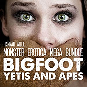 Monster Erotica Mega Bundle Audiobook