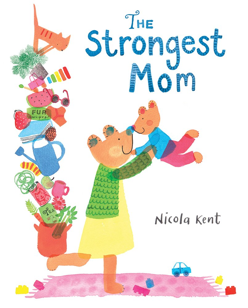 The Strongest Mom pdf