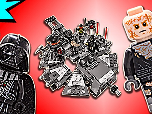 Clip: Darth Vader Transformation