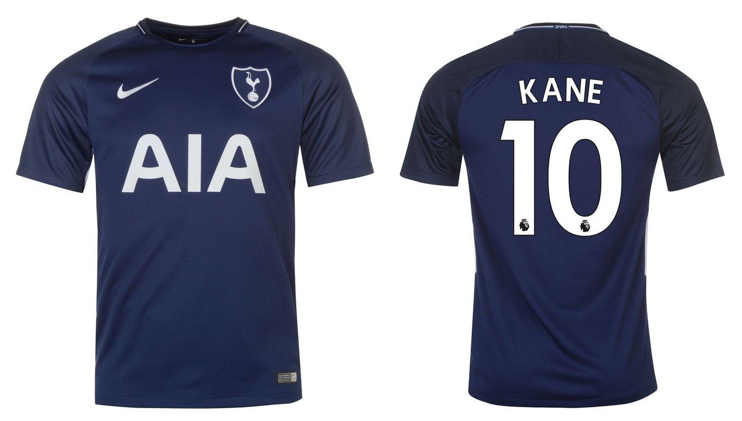 Trikot Kinder Tottenham Hotspurs 2017-2018 Away - Kane 10