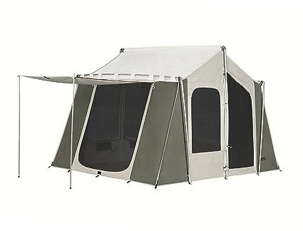 the best attitude 1a8a8 4f051 Kodiak Canvas 12x9 Canvas Cabin Tent, Tan, One Size