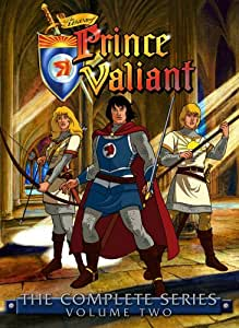 The Legend of Prince Valiant: The Complete Series, Vol. 2