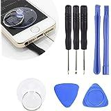 CCRALX 8 PCS Repair Kit Disassemble Tools Phone Repair Tools Kit Smart Mobile Phone Screwdriver Opening Pry Set Hand Tools
