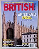img - for British Heritage Magazine: Winter Travel Special, January 2016 Vol. 36 No. 6 - Farewell to Downton Abbey book / textbook / text book