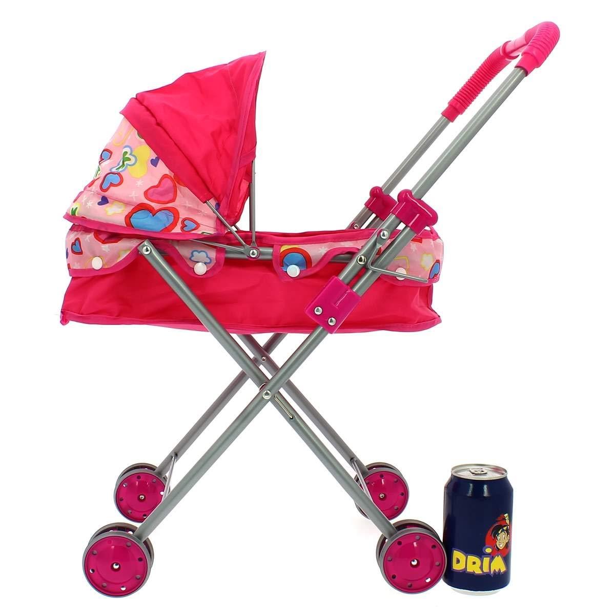 Amazon.es: DRIM DISCOUNT Carro de muñecas: Juguetes y juegos