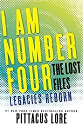 I Am Number Four: The Lost Files: Legacies Reborn (Lorien Legacies: The Lost Files)