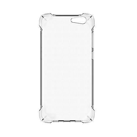 Elephone S7 Funda Silicona Trasera Carcasa Elephone S7 Cubierta de Excelente Absorción de Golpes, TPU Case de Alta Resistencia y Flexibilidad