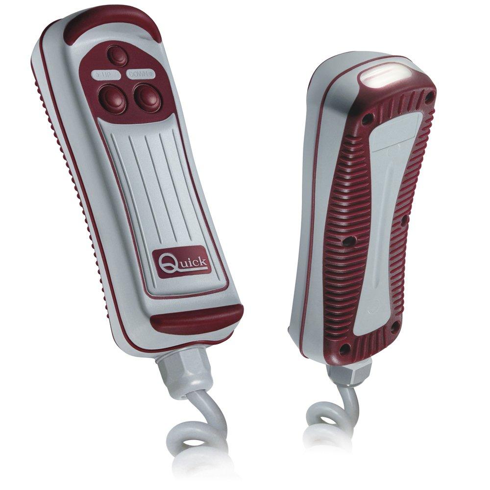 Quick HRC1002L 2-Button Remote w//LED Light FPHRC1002L00C00