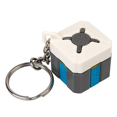 Amazon.com: JINX Overwatch Lootbox - Llavero (1 pulgada ...