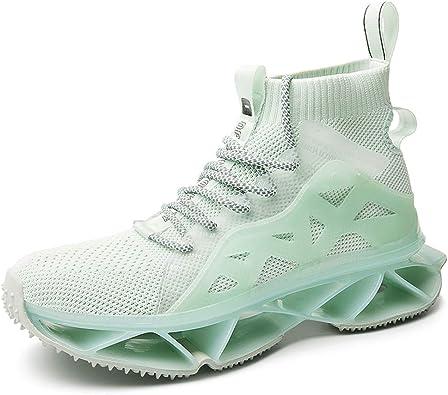 Zapatillas Casual Hombre Running Zapatos Moda Sneakers Deportivas Gimnasio: Amazon.es: Zapatos y complementos