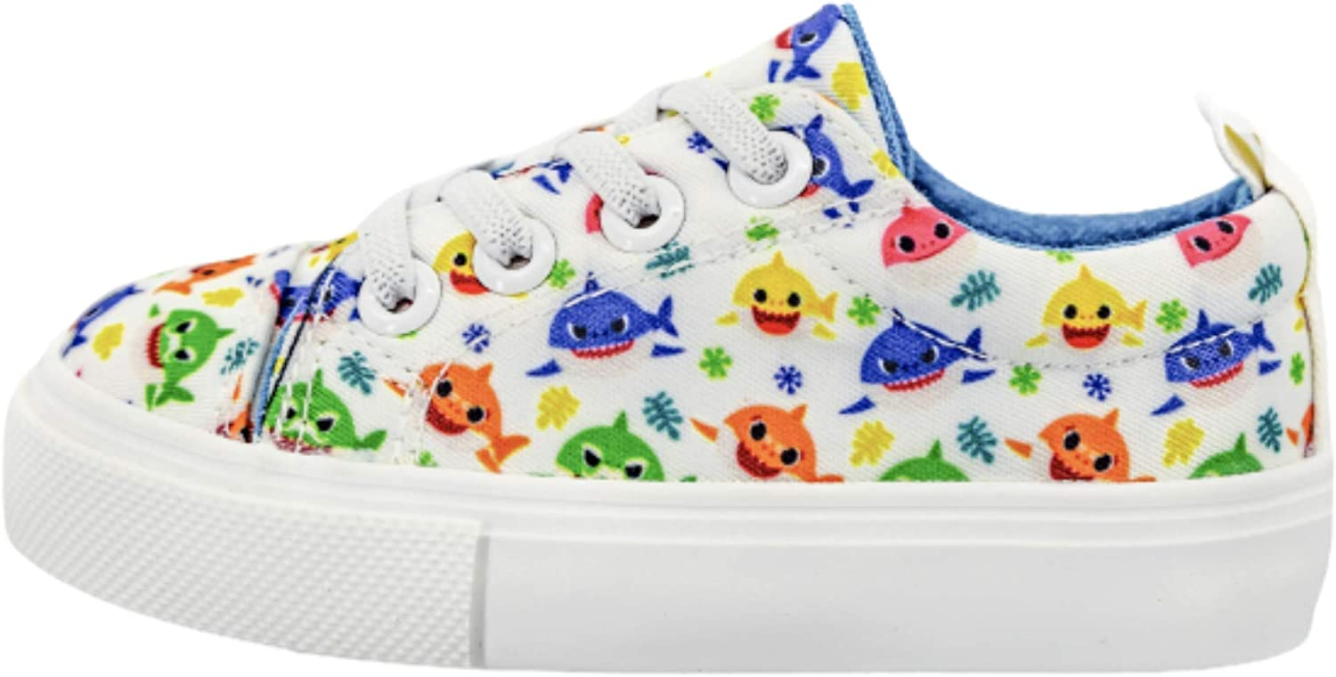 Baby Shark Toddler Girl's & Boy's Shoes