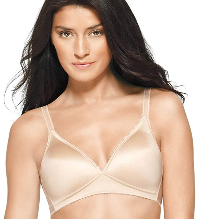 ceb6c0387d Wacoal Basic Beauty Wire Free Soft Cup Bra at Amazon Women s Clothing store
