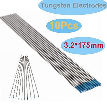 Amazon.com: Electrodos de tungsteno para soldadura, 2 ...