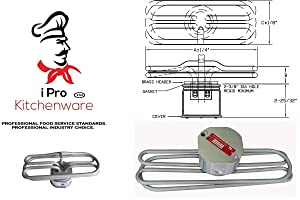 Commercial - Electric Water Immersion Heater Element (6000Watt / 208Volt / 1Phase)