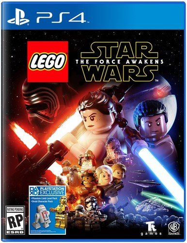 LEGO Star Wars Force Awakens