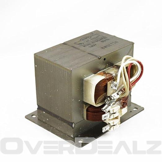 5304468156 Frigidaire microondas transformador: Amazon.es ...