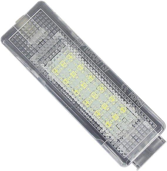 Canbus - Lámpara LED para Maletero de Coche (2 Unidades), Color ...