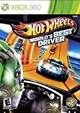 Hot Wheels World's Best Driver - Xbox 360 Standard Edition