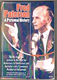 img - for Fred Paterson: A Personal History book / textbook / text book