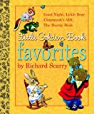 Little Golden Book Favorites, Richard Scarry, 0375845801