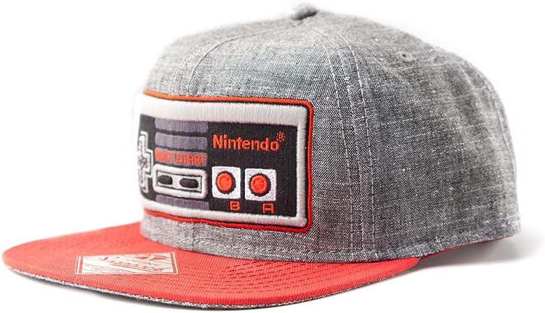 Flashpoint AG- Gorra Nintendo Controller, Multicolor (Redstring ...