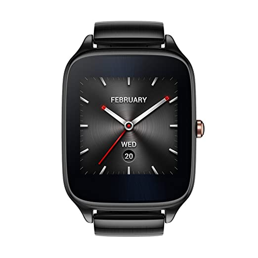 Asus ZenWatch 2 Reloj, 320x 320pixeles, Android, AMOLED, 4GB ...