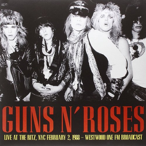 Live At The Ritz: Nyc February 2 1988