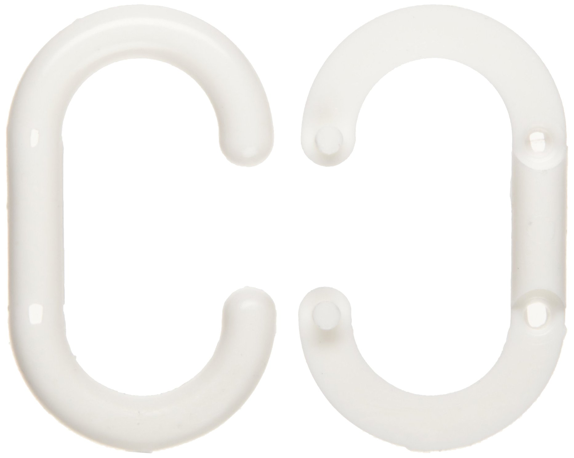 Mr. Chain 50701 White Plastic Master Link, 2'' link, 25 Count by Mr. Chain