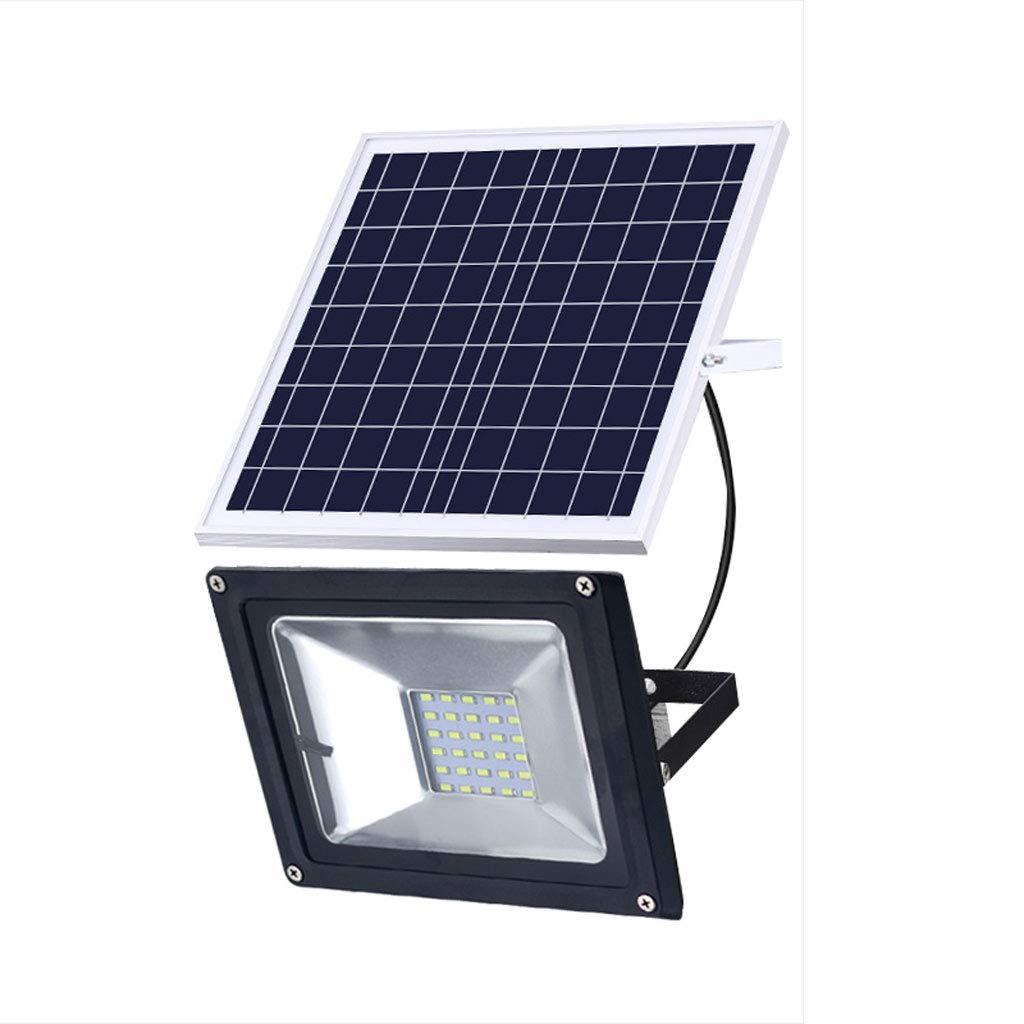 Proiettore Solare,Faretti Interni Per Esterni A LED Home Luce Stradale Impermeabile Nuova Luce Bianca Rurale (dimensioni   10W)