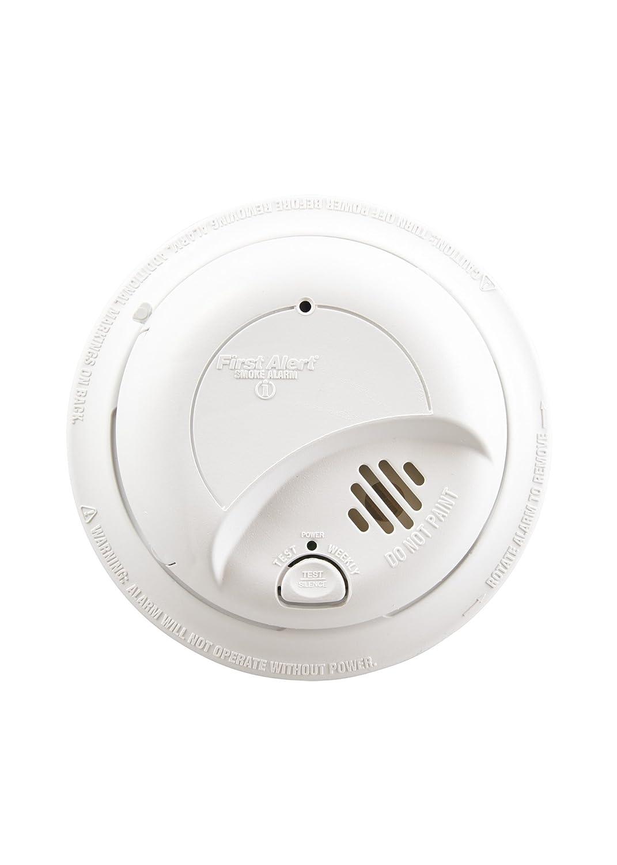First Alert SA9120BPCN Smoke Alarm