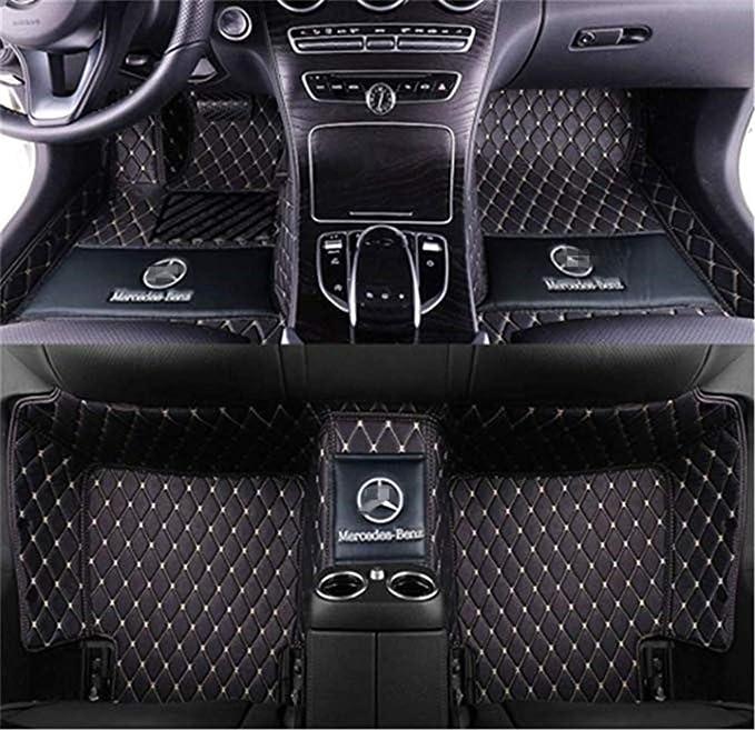 Nylon Carpet Coverking Custom Fit Front and Rear Floor Mats for Select Subaru for Selectester Models CFMBX1SU7078 Black