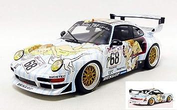 GT Spirit GT729 Porsche 993 GT2 N.68LM 1998 Graham-Poulain-J.L.M.LARIBIERE