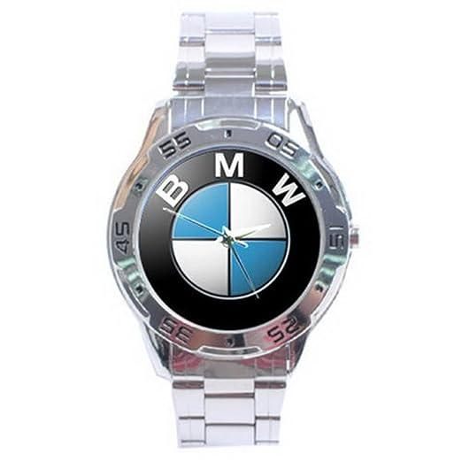 ada048 nuevo BMW F1 coche de carreras analógico reloj de Hombre: Amazon.es: Relojes