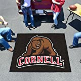 Tailgater Mat In Official Team Colors w Cornell University Logo
