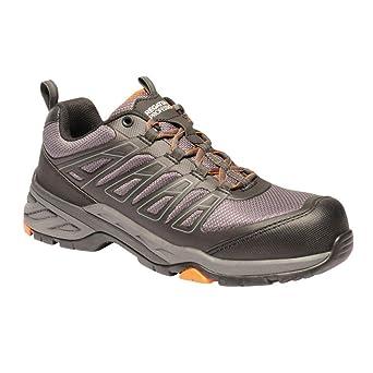 Regatta TRK125 800F43 Kata S1P - Zapatillas de seguridad para dedos de pie: Amazon.es: Industria, empresas y ciencia