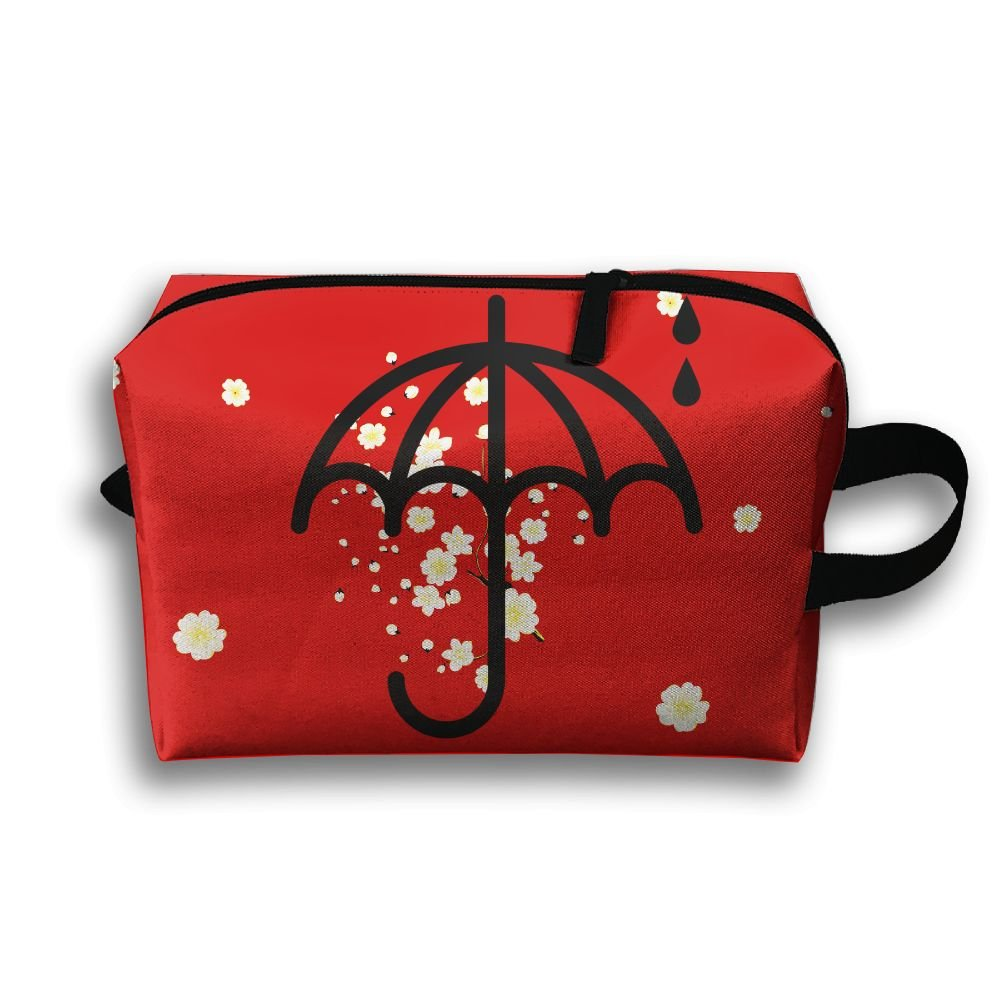 専門ショップ Bring Me Umbrella Travel Bag Cosmetic Bags Case Brush Pouch Bags Holder Portable Makeup Bag Zipper Wallet Hangbag Pen Organizer Carry Case Wristlet Holder B079JJKX8V, ミリタリーショップWAIPER:56f1d799 --- irlandskayaliteratura.org